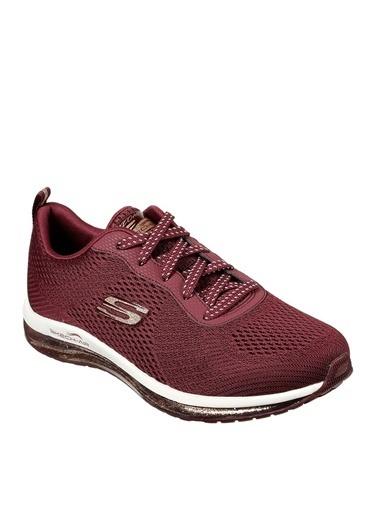 Skechers Yürüyüş Ayakkabısı Bordo